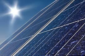 image de panneau solaire